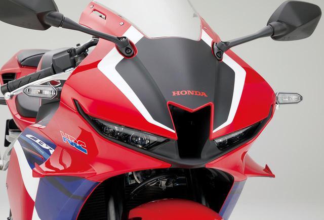 画像: ホンダ新型「CBR600RR」を徹底解説 - webオートバイ