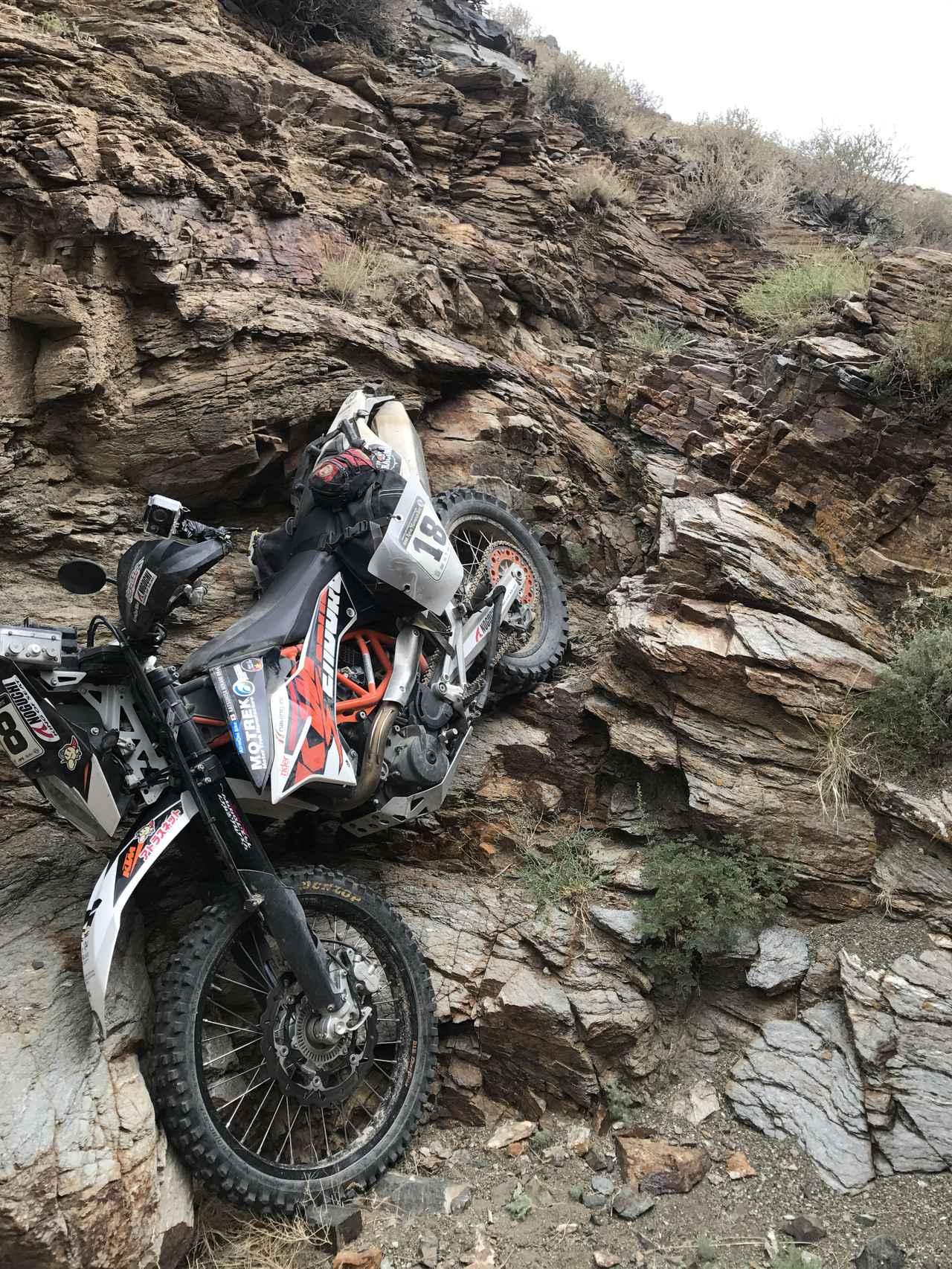 画像2: Photorip by rider 02 FA-COAT ラリーモンゴリア【モンゴルでのクロスカントリーラリー】