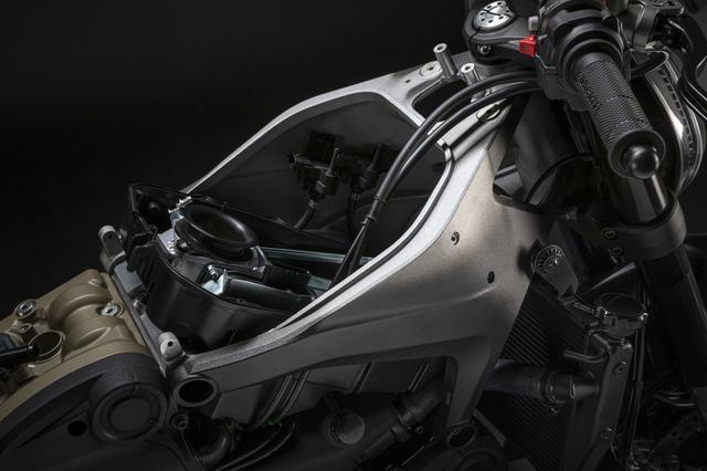 画像2: ドゥカティ新型「モンスター」の車両概要
