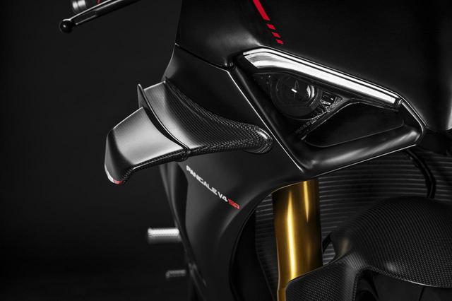 画像: 【2021速報】ドゥカティ「パニガーレV4 SP」誕生! サーキットでのパフォーマンスを追求した極上の装備が満載 - webオートバイ