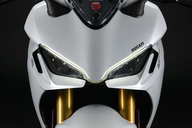 画像: ドゥカティが新型車「スーパースポーツ950」を発表! パニガーレ・ルックと最新電子制御デバイスで、先代モデルから魅力的にアップデート【2021速報】 - webオートバイ