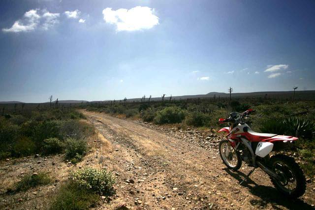 画像: Photorip by rider 01 I saw the Light in the Desert【バハ・カリフォルニア半島 ツーリング紀行】 - webオートバイ