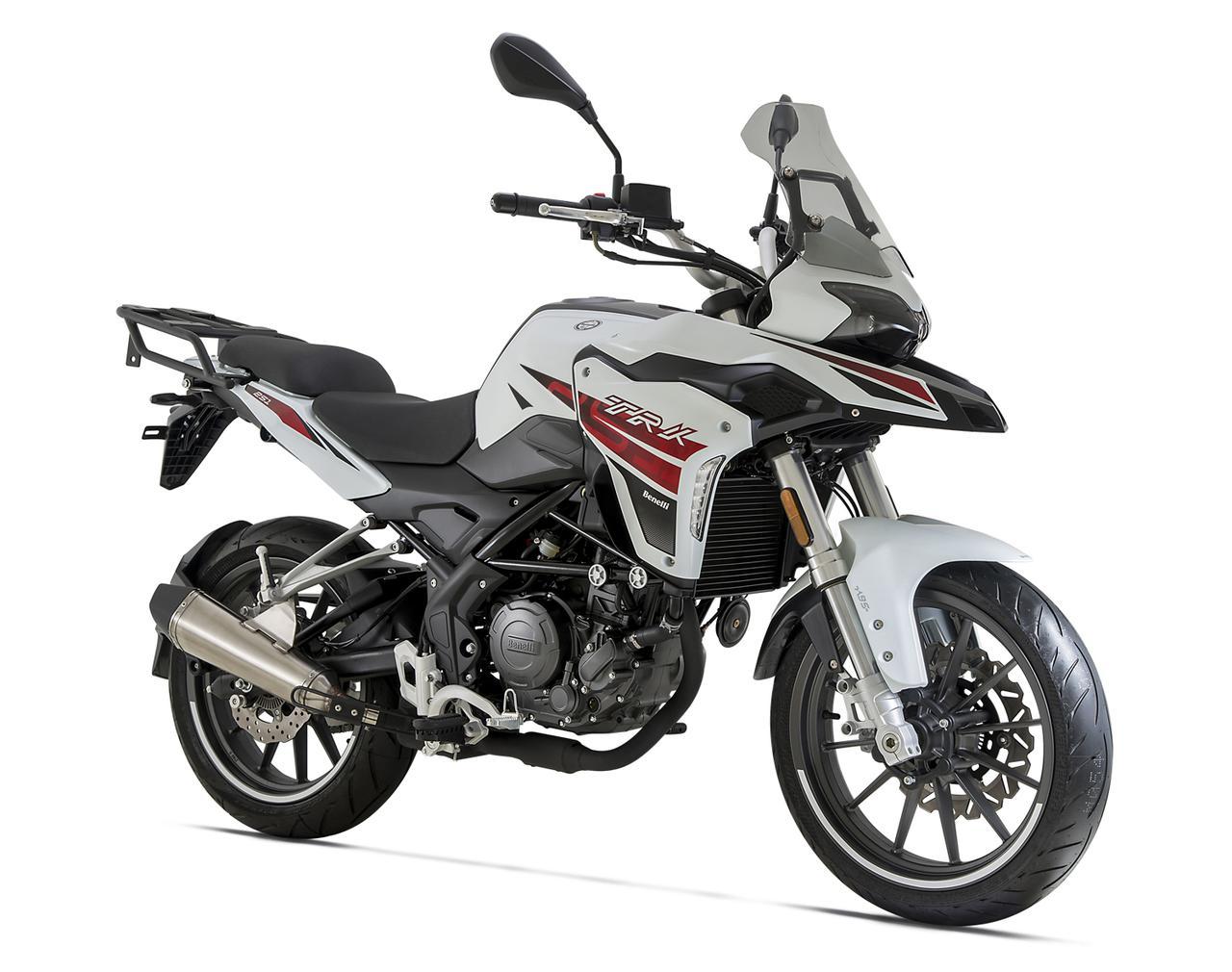 Images : 3番目の画像 - 【写真9枚】ベネリ「TRK251」 - webオートバイ