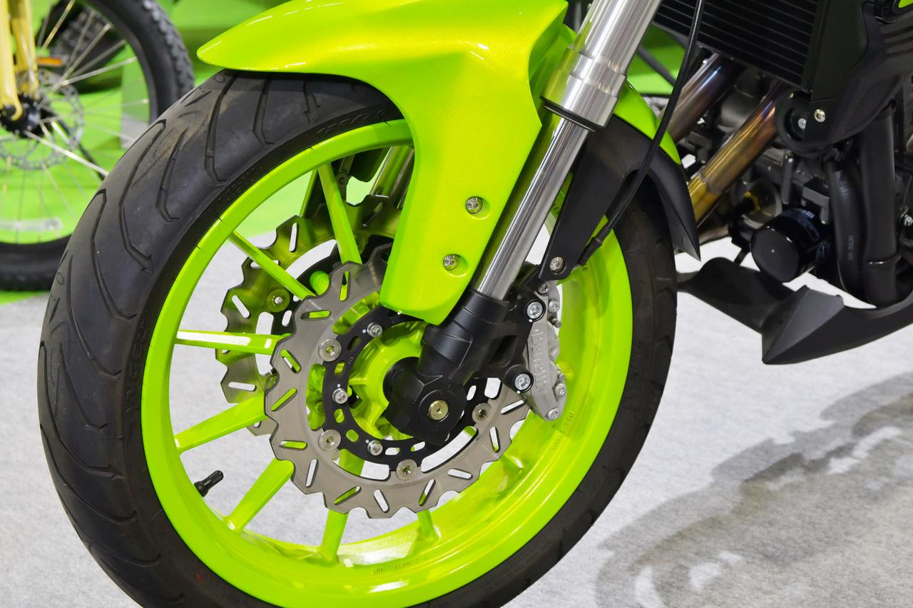 Images : 8番目の画像 - 【写真17枚】ベネリ「TNT 249S」 - webオートバイ