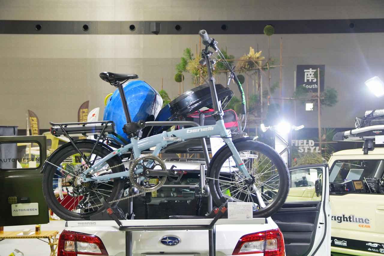 画像1: 『Benelli(ベネリ)』が4台のバイクをアウトドアイベント「フィールドスタイル ジャンボリー2020」でお披露目【2021速報】