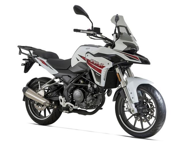 画像1: ベネリ「TRK251」日本発売間近! 250ccアドベンチャーバイクに新たな選択肢が加わった【2021速報】