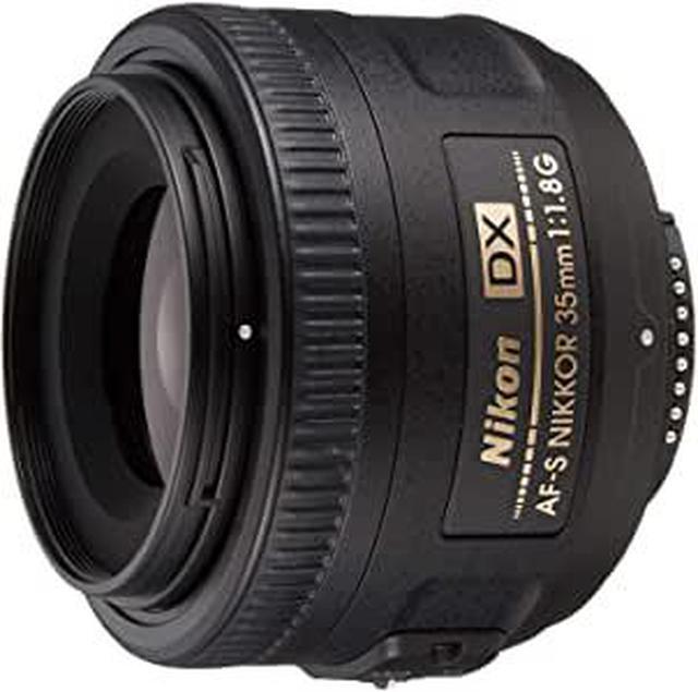 画像: Amazon | Nikon 単焦点レンズ AF-S DX NIKKOR 35mm f/1.8G ニコンDXフォーマット専用 | カメラ用交換レンズ 通販
