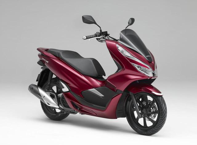 画像: HONDA「PCX」と「PCX150」がフルモデルチェンジ - webオートバイ