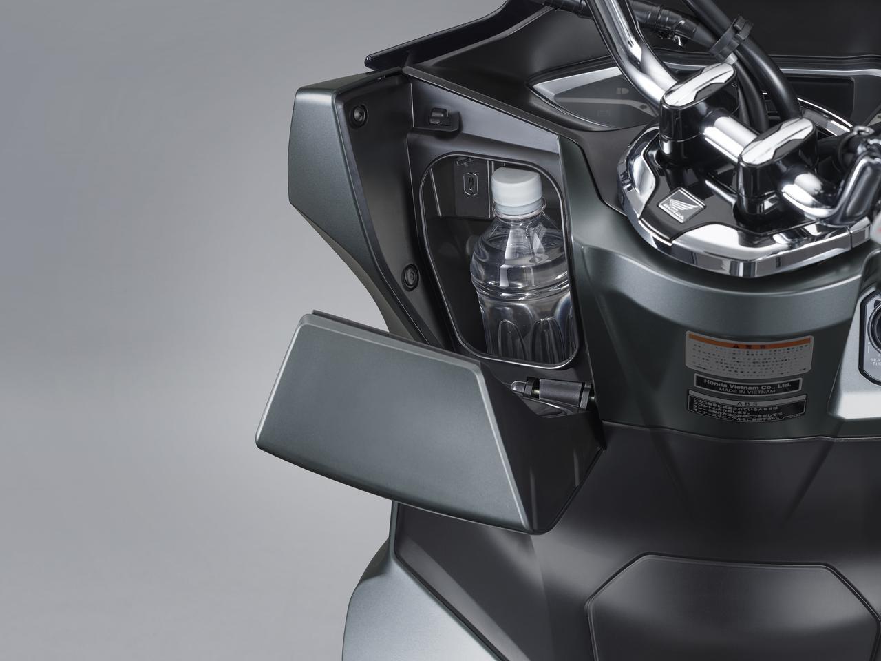 画像5: 新型PCXの活用範囲を広げる軽二輪バージョン