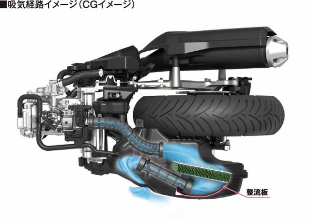 画像5: さらに進化したメカニズム&装備類