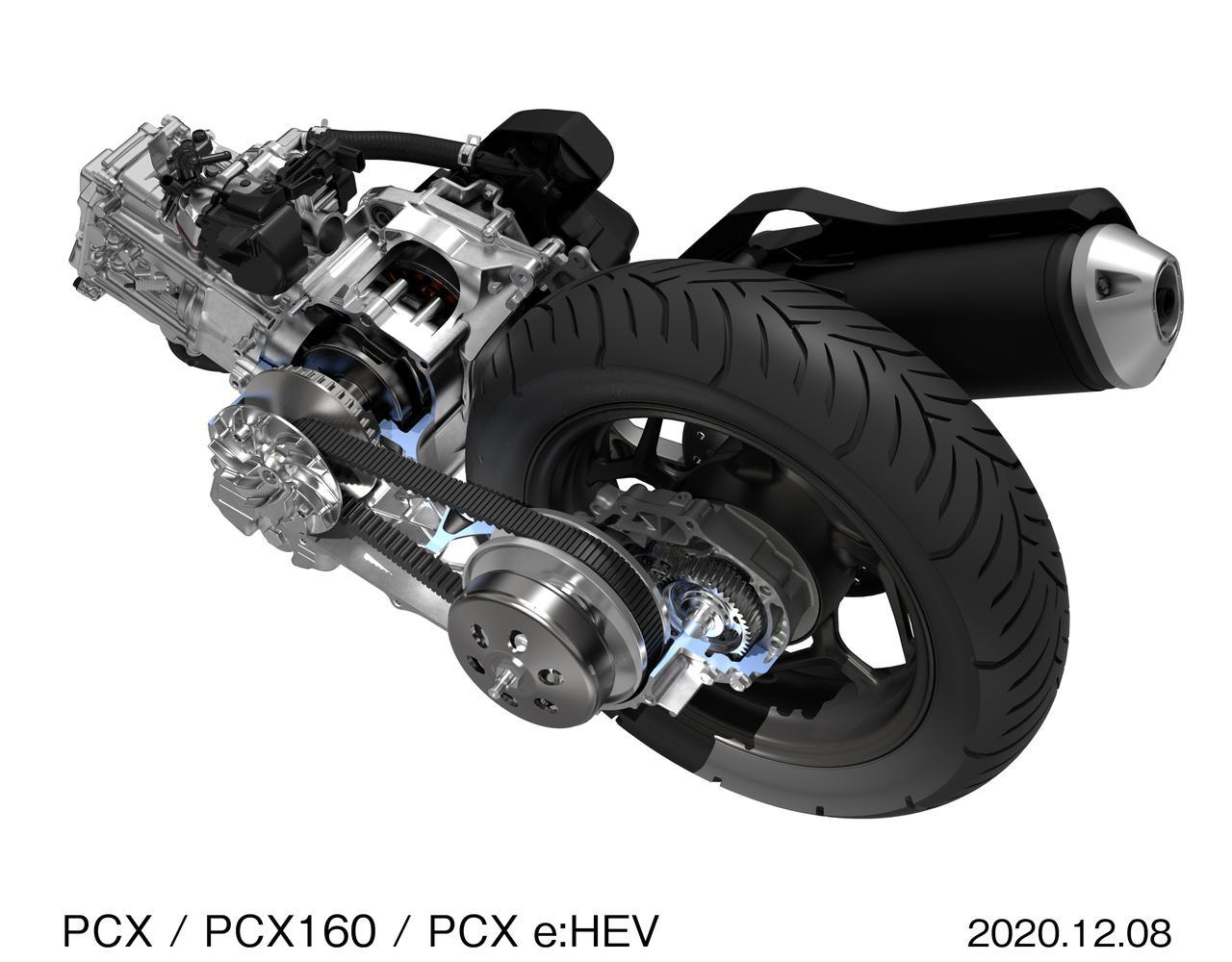 Images : 8番目の画像 - 新型PCX - webオートバイ