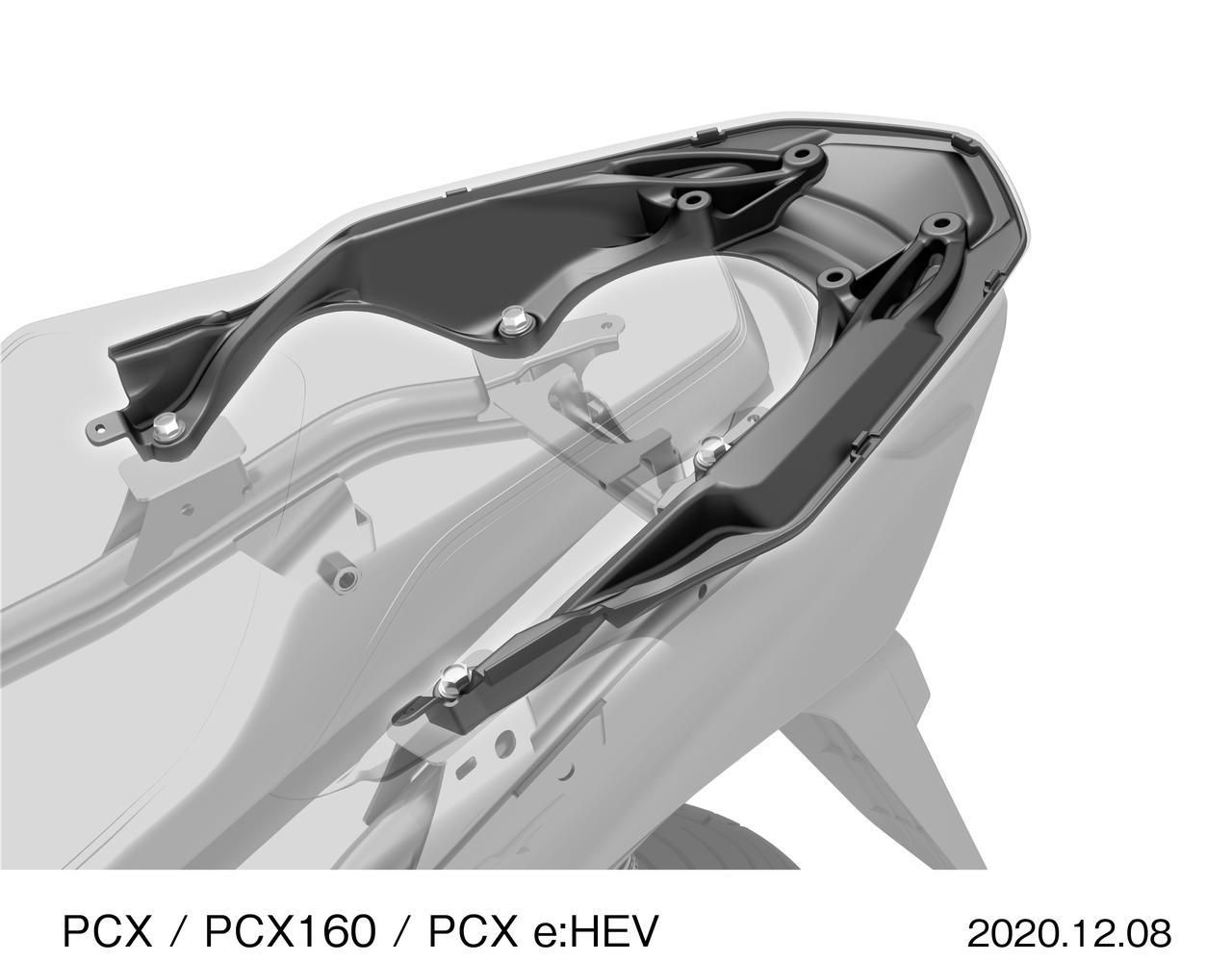 Images : 14番目の画像 - 新型PCX - webオートバイ