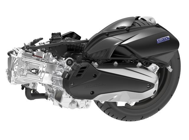 画像2: 新型PCXの活用範囲を広げる軽二輪バージョン