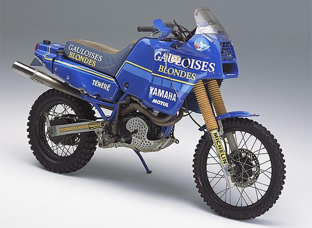 画像: YAMAHA XT600 TENERE(1986) global.yamaha-motor.com