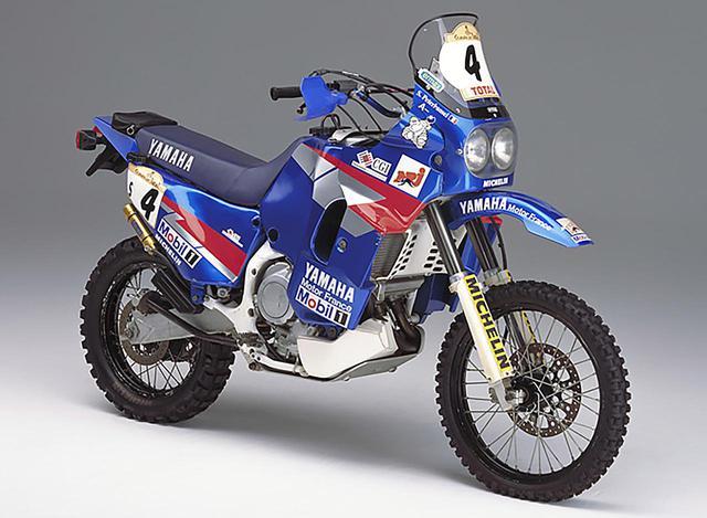 画像: YAMAHA XTZ850R(1995) global.yamaha-motor.com