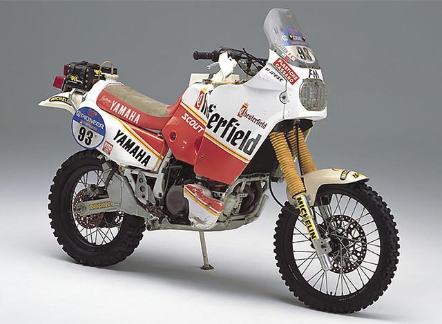 画像: YZE750 TENERE(1989) global.yamaha-motor.com