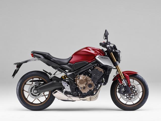 画像2: ホンダ「CB650R」がモデルチェンジ! 新型となった2021年モデルは1月28日に発売