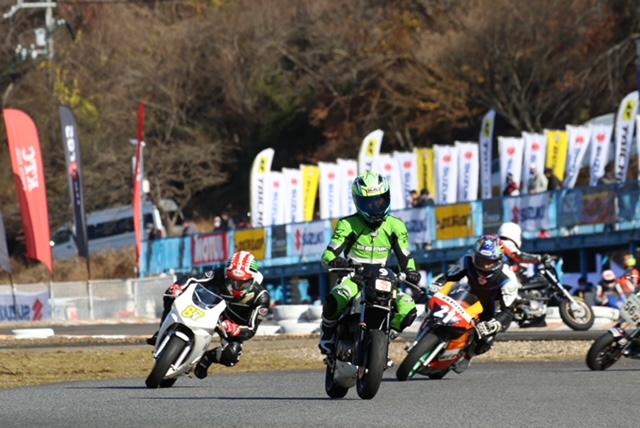 Images : 21番目の画像 - 【写真をもっと見る】北川圭一杯ミニバイクレース2020 - webオートバイ