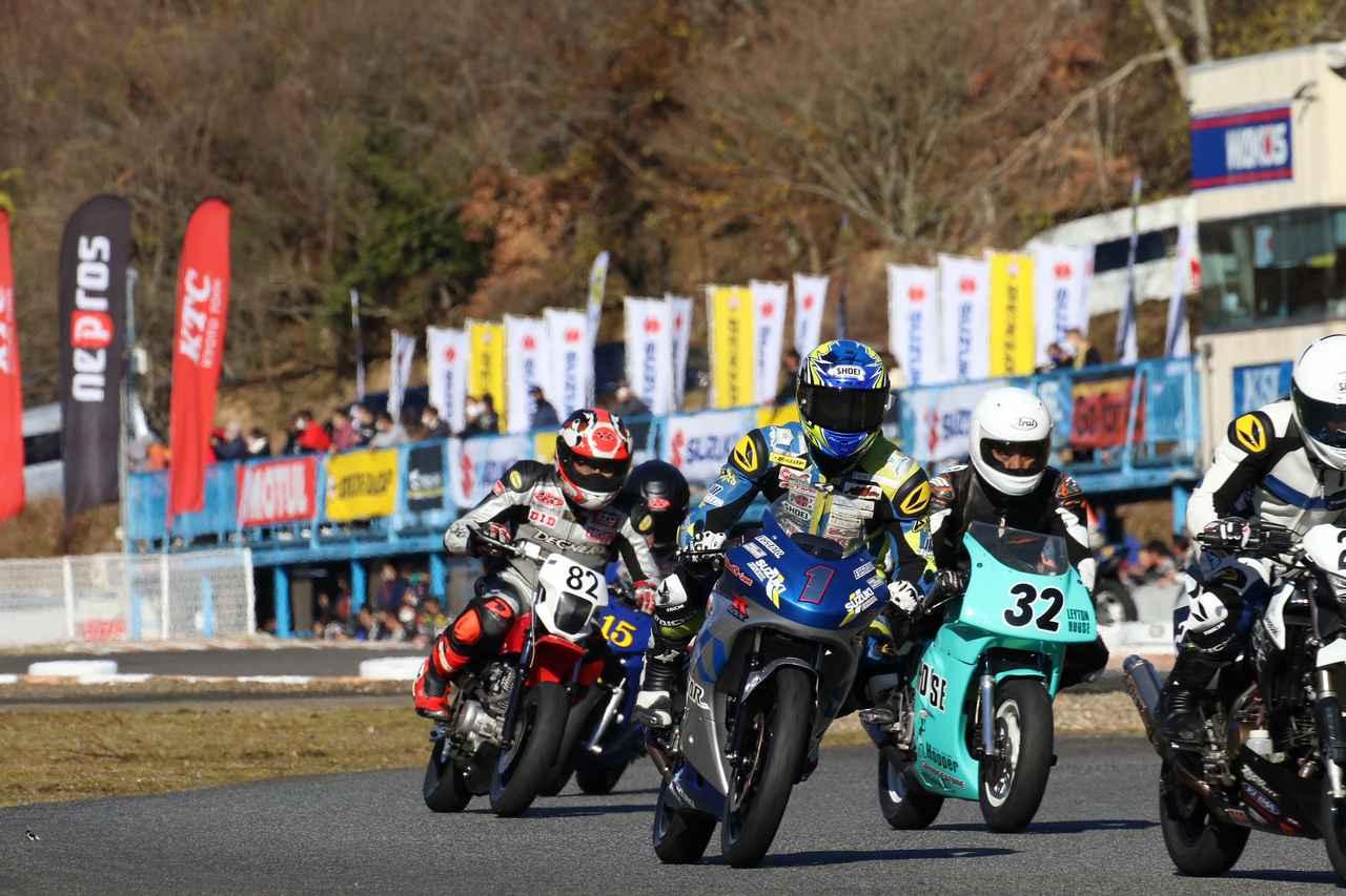 Images : 18番目の画像 - 【写真をもっと見る】北川圭一杯ミニバイクレース2020 - webオートバイ