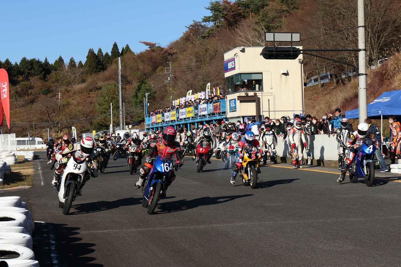 Images : 17番目の画像 - 【写真をもっと見る】北川圭一杯ミニバイクレース2020 - webオートバイ