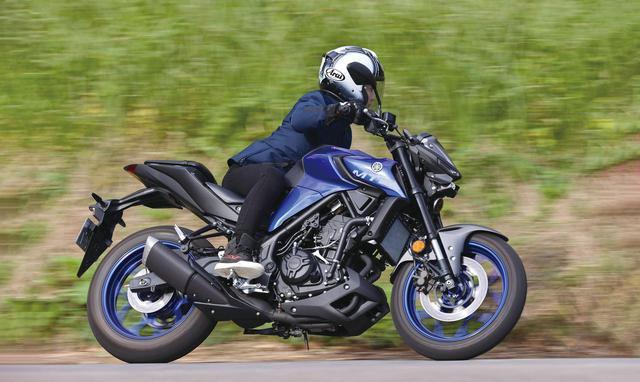 画像: LEGARE YAMAHA MT-25 ABS LOW STYLE 税込価格:74万8000円/上級機種「Sopra」は79万2000円
