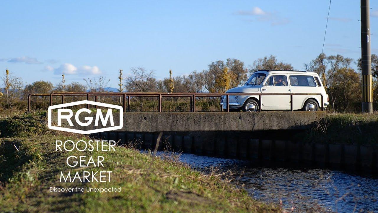 画像: RGM (ルースターギアマーケット) 2020_image PV www.youtube.com