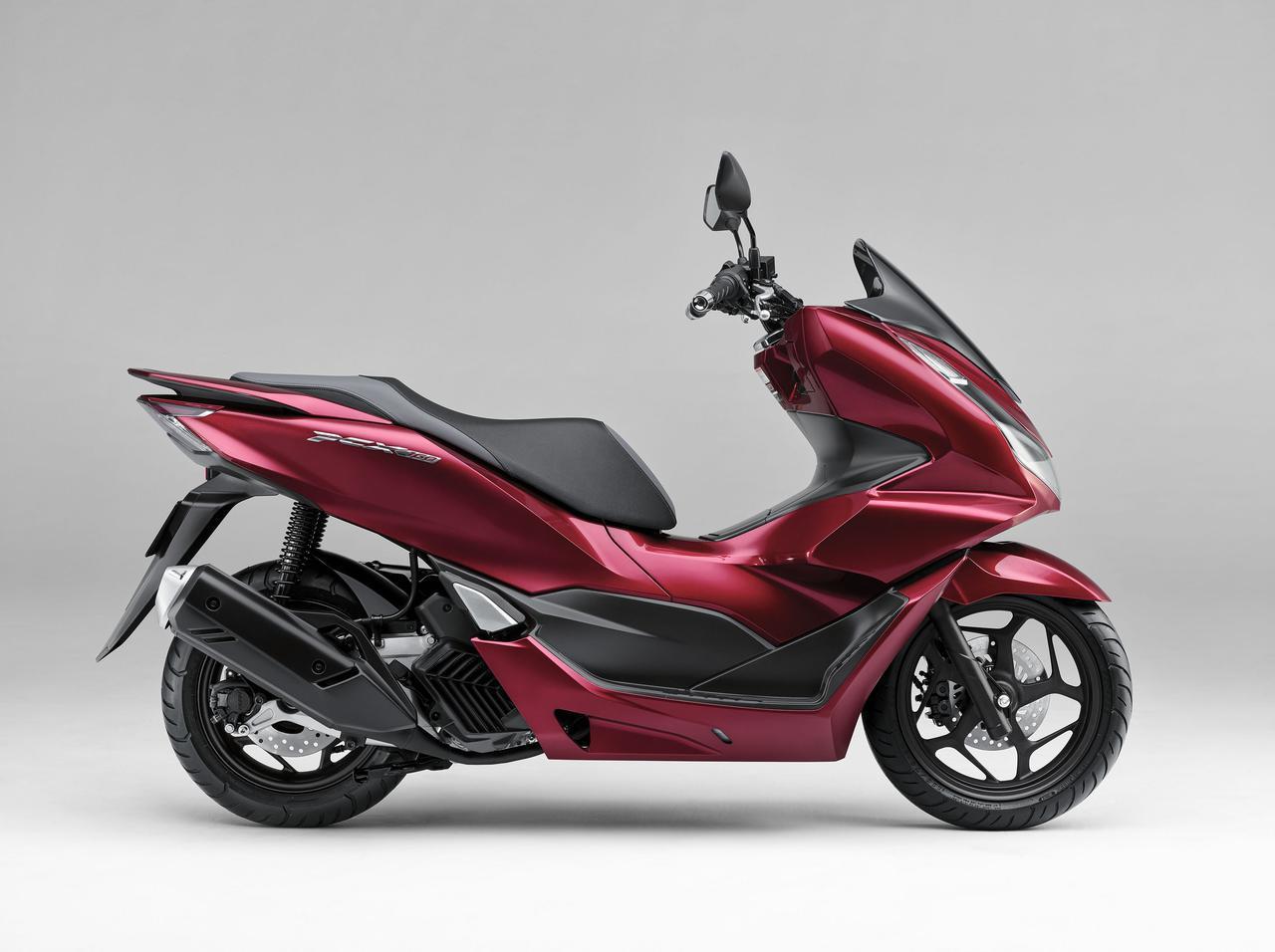 画像: eSP+エンジンの排気量をアップ、高速道路も走行OK 新しいホンダ「PCX160」は1月28日発売! - webオートバイ