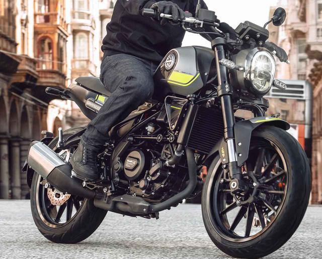 画像: ベネリ「レオンチーノ250」が日本でも発売へ! 扱いやすくて、おしゃれなストリートスクランブラー【2021速報】 - webオートバイ