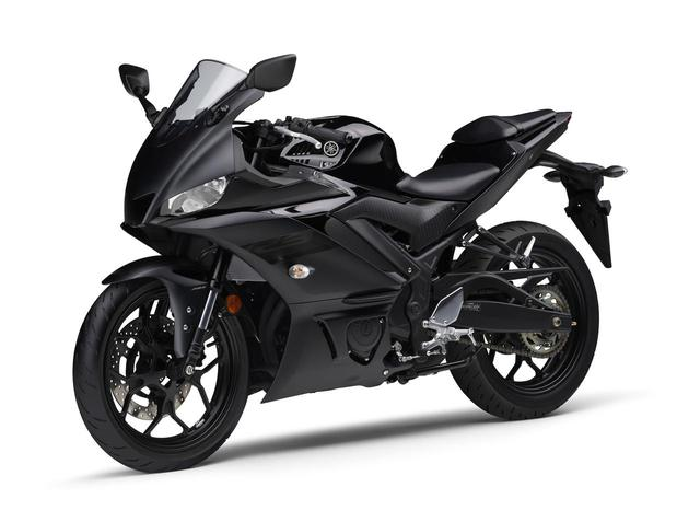 画像8: ヤマハが「YZF-R25」「YZF-R3」の2021年モデルを発売! トレンド色のシアンを初採用