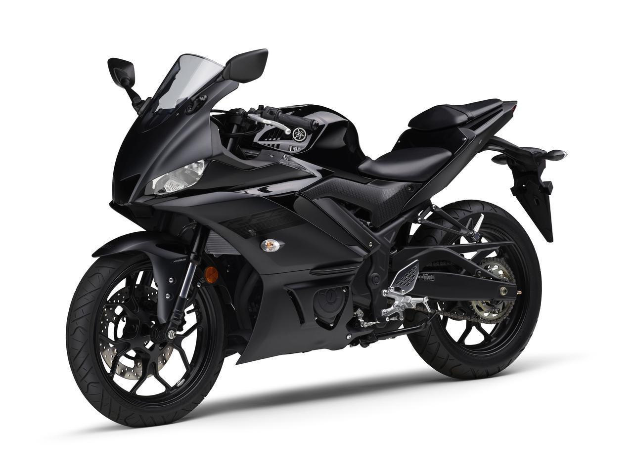画像27: ヤマハが「YZF-R25」「YZF-R3」の2021年モデルを発売! トレンド色のシアンを初採用