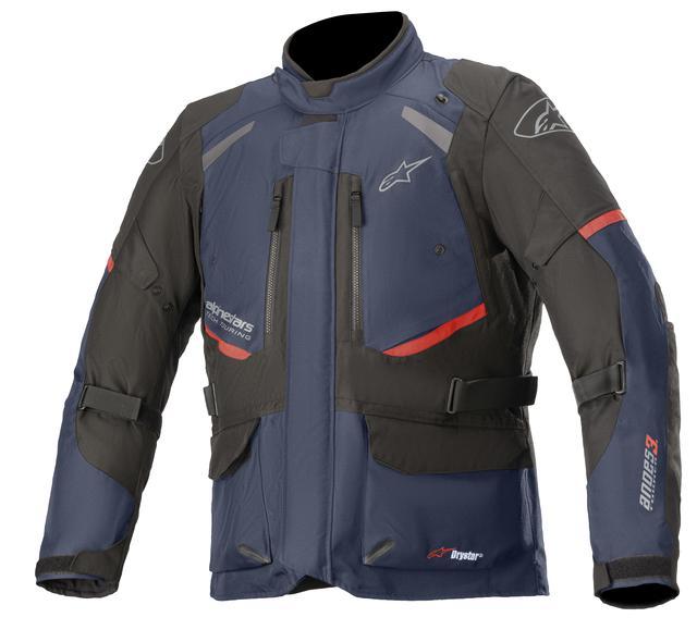 画像5: 春夏秋冬で着られるツーリングジャケットを紹介|アルパインスターズ「アンデスv3ドライスタージャケット」