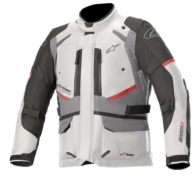 画像3: 春夏秋冬で着られるツーリングジャケットを紹介|アルパインスターズ「アンデスv3ドライスタージャケット」