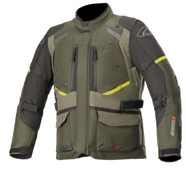 画像2: 春夏秋冬で着られるツーリングジャケットを紹介|アルパインスターズ「アンデスv3ドライスタージャケット」