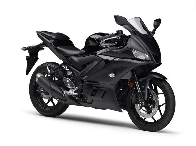 画像: YAMAHA YZF-R25 ABS/新色:マットダークグレーメタリック8(マットダークグレー) 税込価格:65万4500円