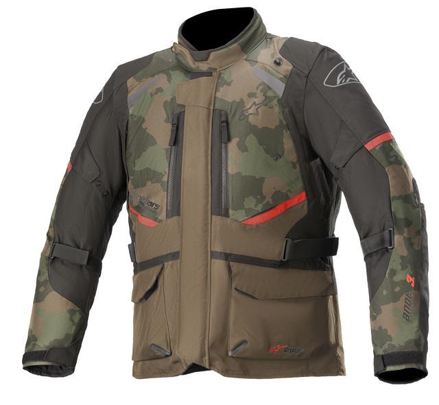 画像4: 春夏秋冬で着られるツーリングジャケットを紹介|アルパインスターズ「アンデスv3ドライスタージャケット」