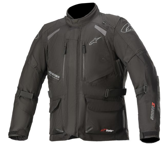 画像6: 春夏秋冬で着られるツーリングジャケットを紹介|アルパインスターズ「アンデスv3ドライスタージャケット」