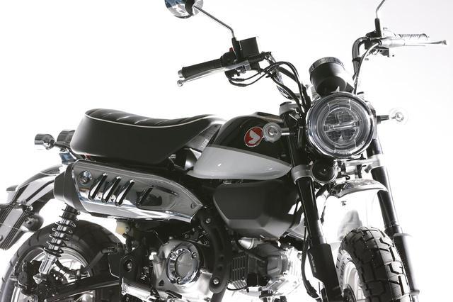 画像: ドキッとする大人の『黒』 ホンダ「モンキー125」の2020年モデルの新色情報 - webオートバイ