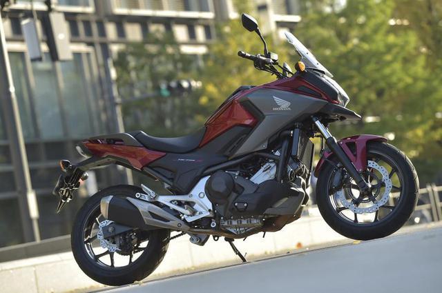 画像: 日本のツーリングでは『NC750X』が最適解のひとつになる!【ホンダの道は一日にして成らず/Honda NC750X 前編】 - webオートバイ
