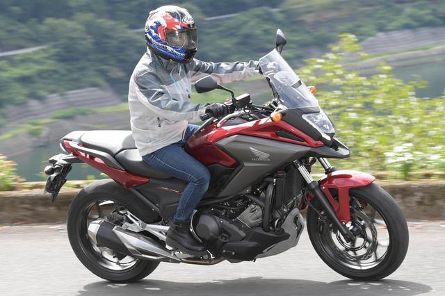 画像: ホンダ「NC750X DCT」価格と燃費だけじゃない! 快適性能が高くて走りも楽しい旅バイク【試乗インプレ 2020】 - webオートバイ