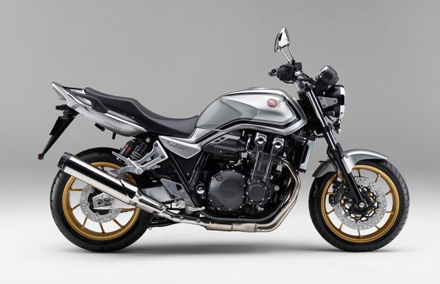 画像2: ホンダが新型「CB1300SF」「CB1300SB」シリーズの詳細を発表! 発売は2021年3月、価格・スペックも判明【2021速報】