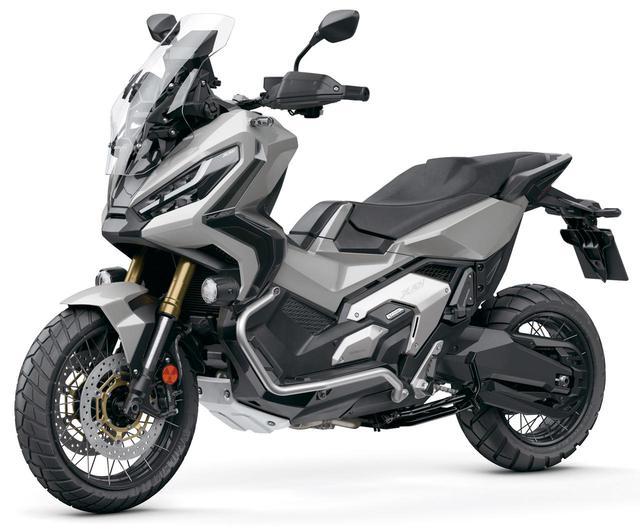 画像2: ホンダ新型「X-ADV」を解説! ワイルドさと高機能に磨きをかけた大型ATアドベンチャーバイクの2021年モデル