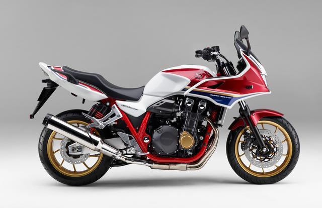 画像3: ホンダが新型「CB1300SF」「CB1300SB」シリーズの詳細を発表! 発売は2021年3月、価格・スペックも判明【2021速報】