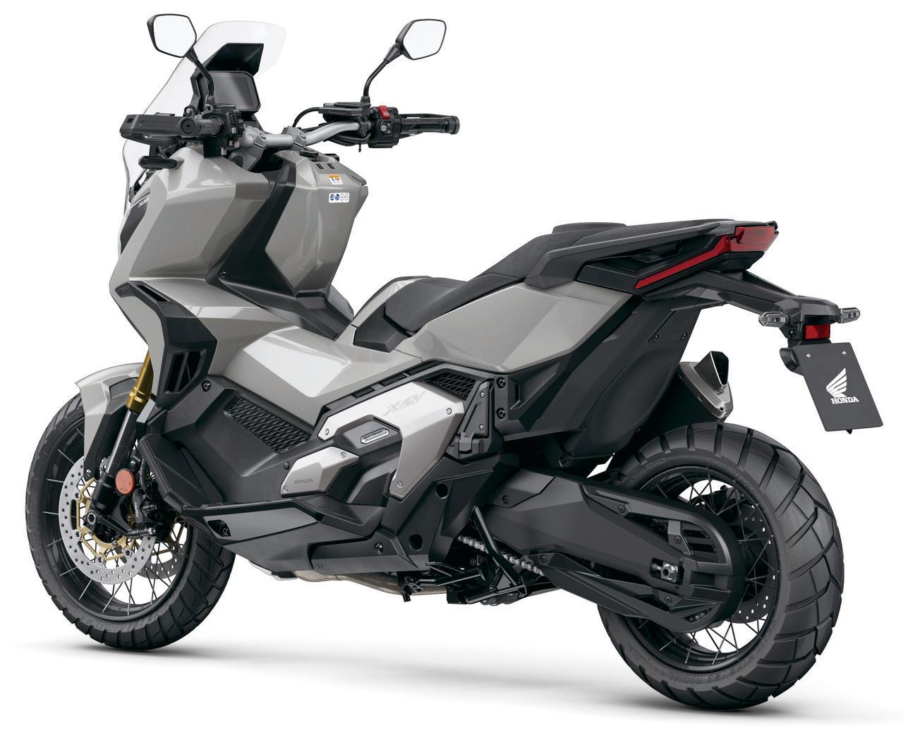 画像1: ホンダ新型「X-ADV」を解説! ワイルドさと高機能に磨きをかけた大型ATアドベンチャーバイクの2021年モデル