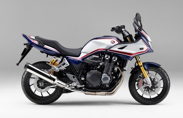 画像8: ホンダが新型「CB1300SF」「CB1300SB」シリーズの詳細を発表! 発売は2021年3月、価格・スペックも判明【2021速報】