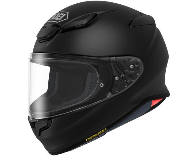 画像3: SHOEIがフルフェイスヘルメットの新製品「Z-8」を発表! 従来モデルのZ-7から全面進化を遂げた!