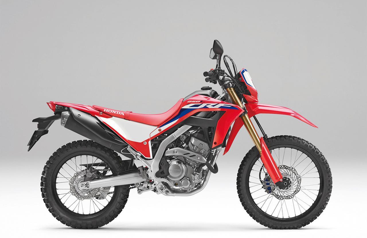 Images : 16番目の画像 - 【写真16枚】ホンダ「CRF250L」 - webオートバイ