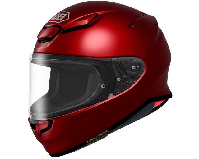 画像7: SHOEIがフルフェイスヘルメットの新製品「Z-8」を発表! 従来モデルのZ-7から全面進化を遂げた!