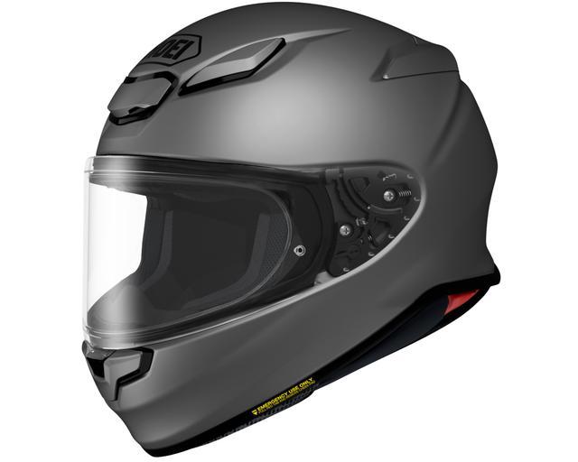 画像6: SHOEIがフルフェイスヘルメットの新製品「Z-8」を発表! 従来モデルのZ-7から全面進化を遂げた!