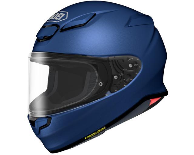画像5: SHOEIがフルフェイスヘルメットの新製品「Z-8」を発表! 従来モデルのZ-7から全面進化を遂げた!
