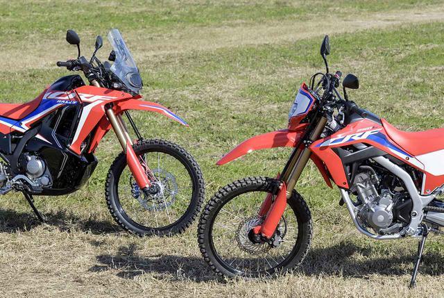 画像: ホンダ新型「CRF250L」「CRF250ラリー」はそれぞれの特徴を際立たせた納得のフルモデルチェンジ【太田安治の2021年モデル乗り味予測】 - webオートバイ